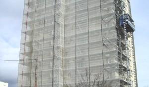 Echafaudage de facade_3